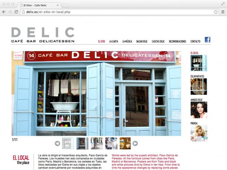 Café Delic-el-local