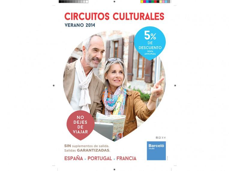 Portada, circuitos culturales