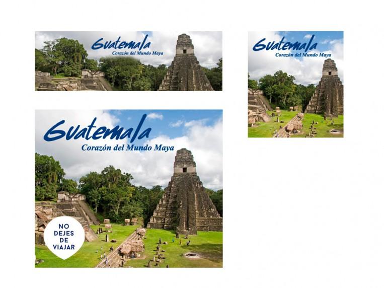 Banners y Landing - Guatemala