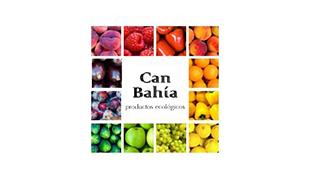 """Diseño de logotipo y web site para """"Can Bahía – productos ecológicos"""""""