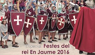 Revista «Especial Feste rei En Jaume»