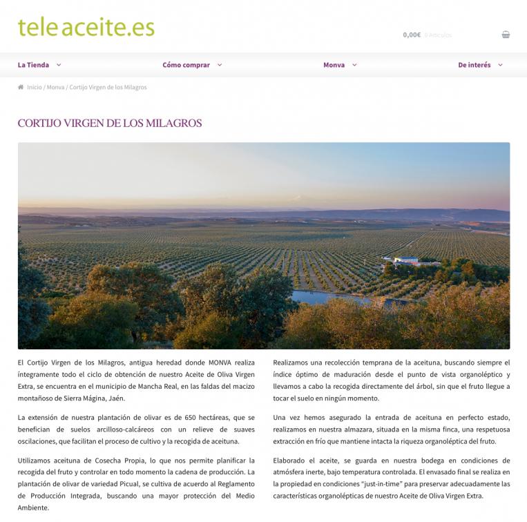 Teleaceite.es - El cortijo